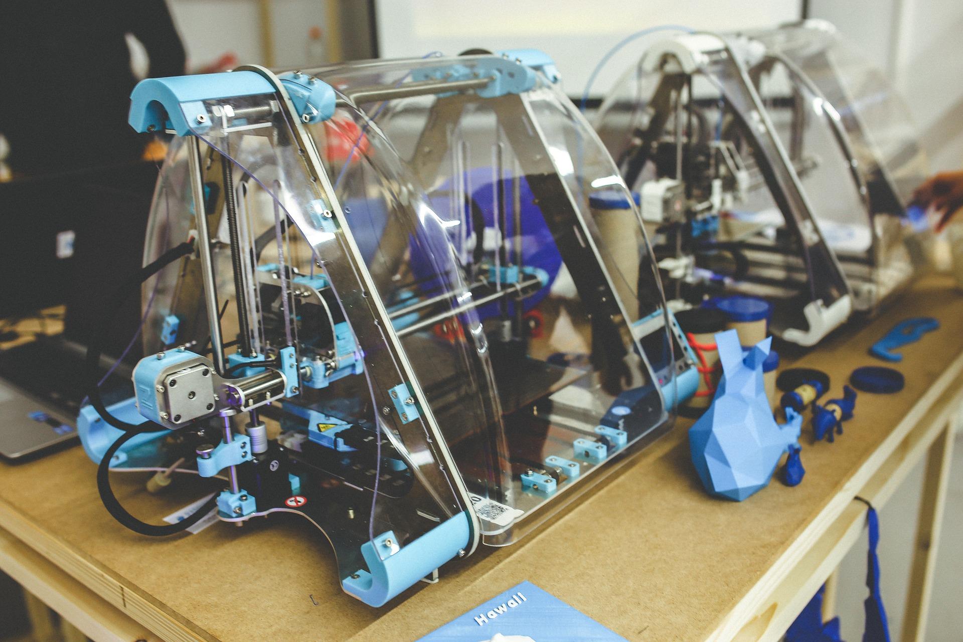 Wie 3D-Drucker das Baugewerbe verändern