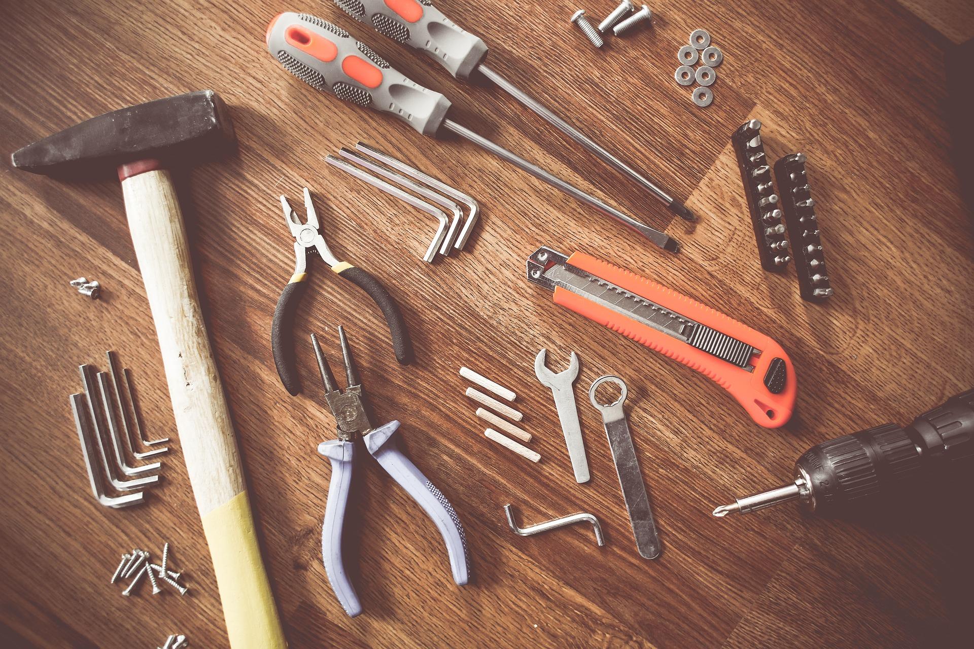 Werkzeuge, die jeder besitzen sollte